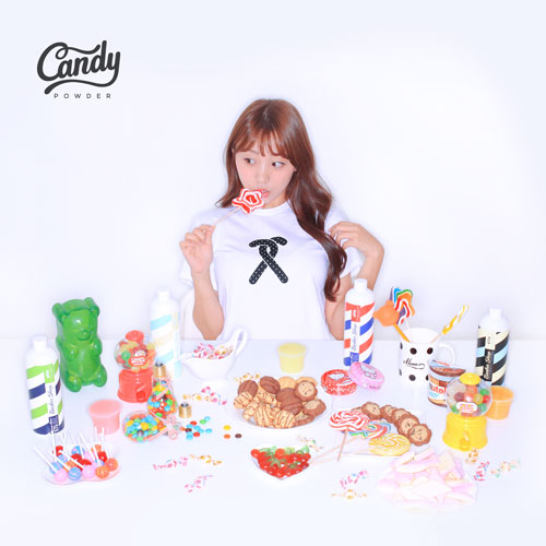 Dot Candy White Candy Table